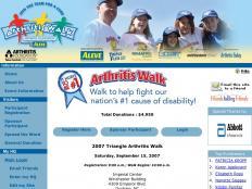 Arthritis Walk