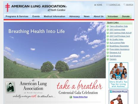 NC Lung Association