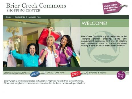 Brier Creek Commons
