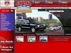 Capital Chrysler Jeep Dodg