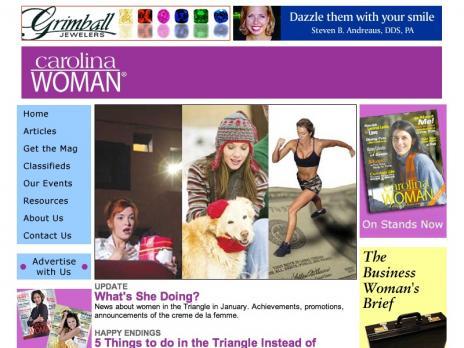 Carolina Woman Magazine