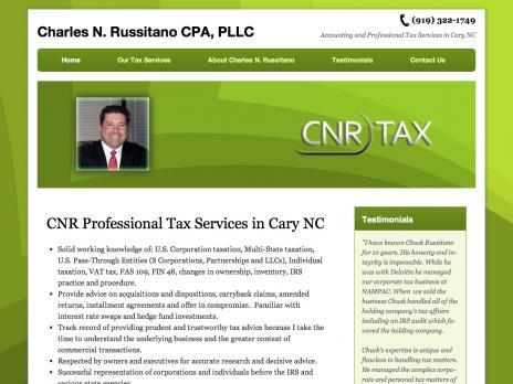 Chuck Russitano CPA