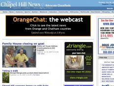 The Chapel Hill News