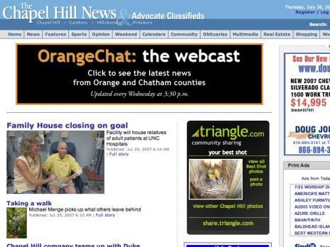 The Chapel Hill News