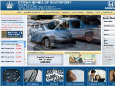 Crown Honda of Durham