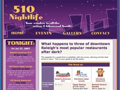 Downtown Raleigh Nightlife