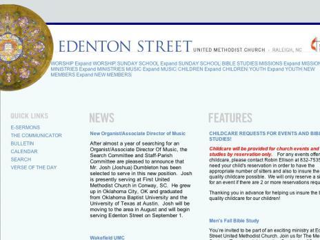 Edenton St. United