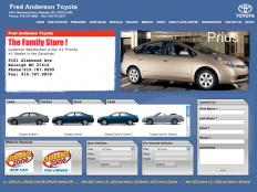 Fred Anderson Toyota
