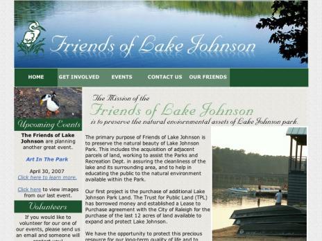 Friends of Lake Johnson