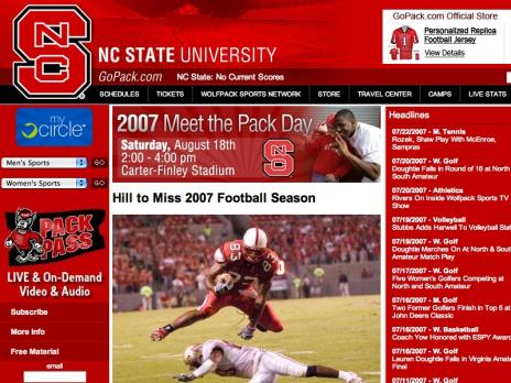 NC State Wolfpack