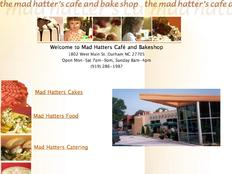 Mad Hatter's Bake Shop