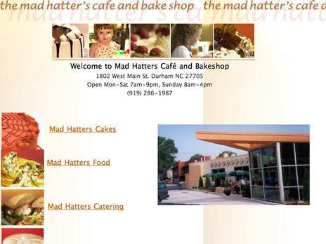Mad Hatter's Bake Shop
