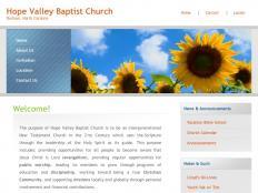 Hope Valley Baptist