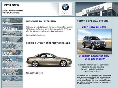 Leith BMW