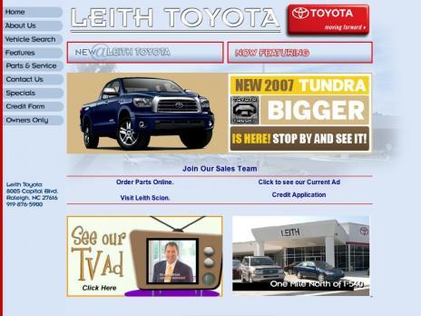 Leith Toyota