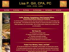 Lisa P. Gill, CPA, PC