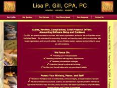 Lisa P. Gill, CPA, PC