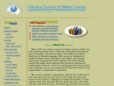 Literacy Council of Wake