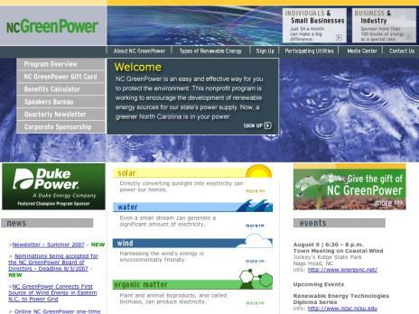 NC Green Power