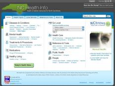 NC Health Info