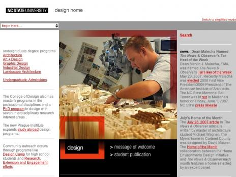 NCSU College of Design