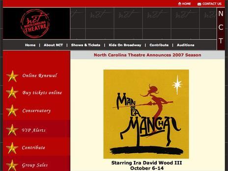 North Carolina Theatre