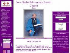 New Bethel Missionary