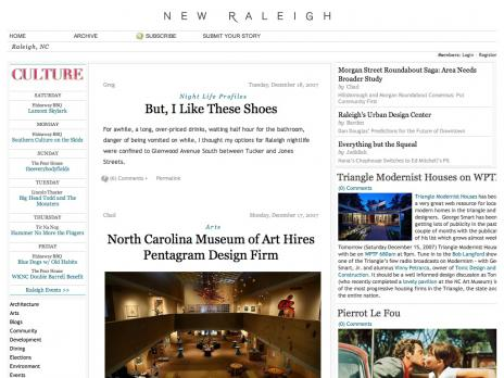 New Raleigh
