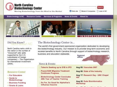 Biotechnology Center