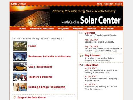 NC Solar Center