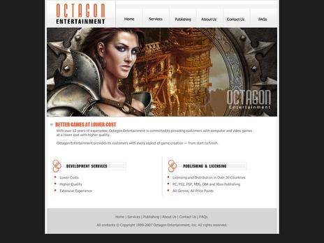 Octagon Entertainment