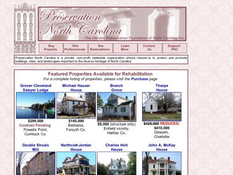 NC Preservation