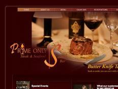 Prime Only & Sashimi Bar