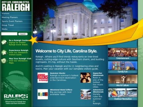 Raleigh Travel Guide