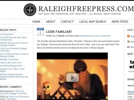 Raleigh Free Press