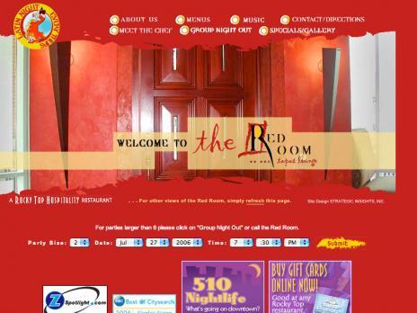 Red Room Tapas Lounge