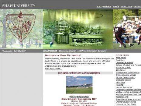 Shaw University