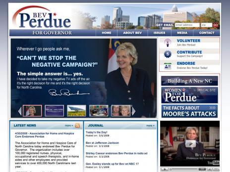 Bev Perdue for Governor