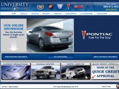 University GM
