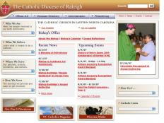 Catholic Diocese Raleigh
