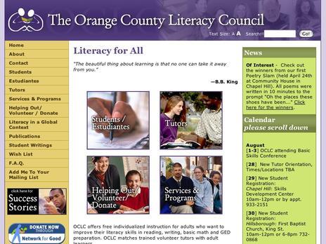 OC Literacy Council