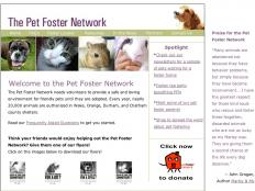 Pet Foster Network