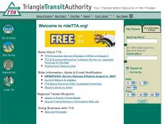 Triangle Transit Authority