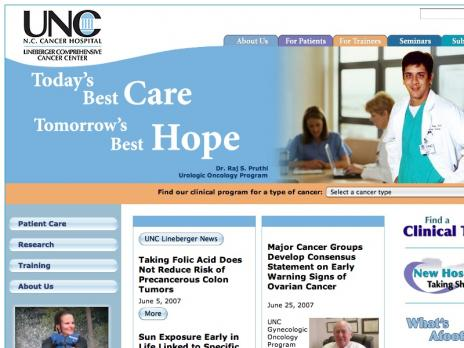 NC Cancer Hospital