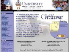 Univ. Presbyterian Church