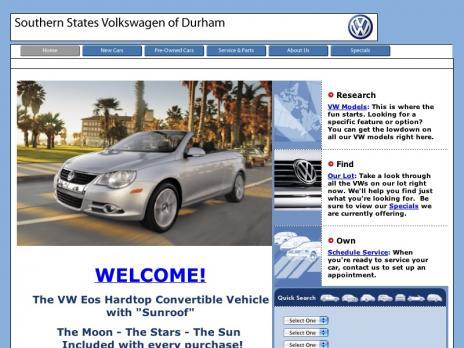 Volkswagen of Durham