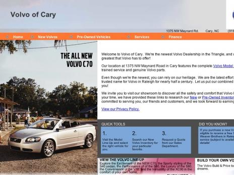 Volvo of Cary