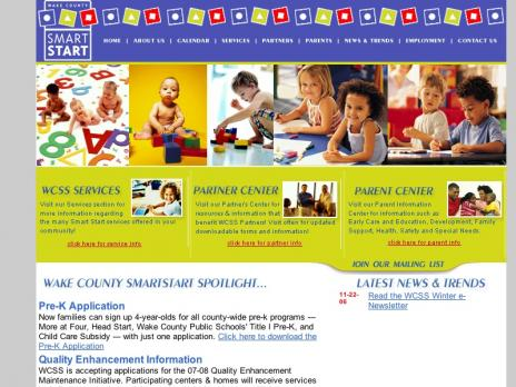 Wake County SmartStart