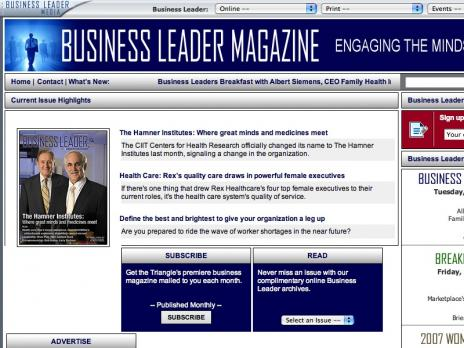 Business Leader Magazine