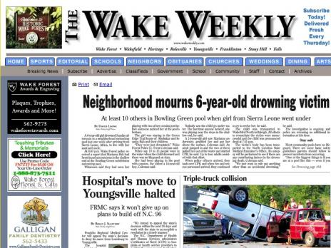 Wake Weekly
